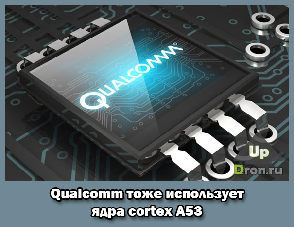 Qualcomm на А53