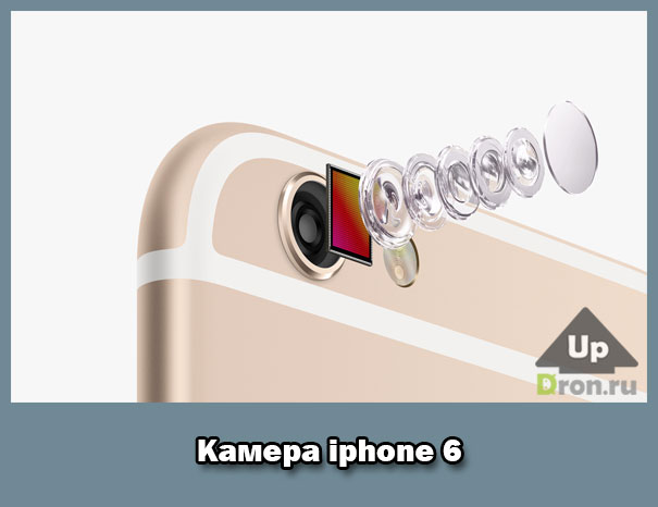iphone6 камера с HDR