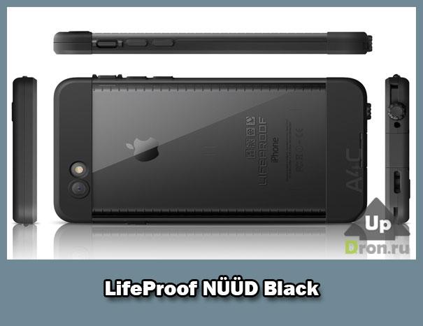 LifeProof NÜÜD Black