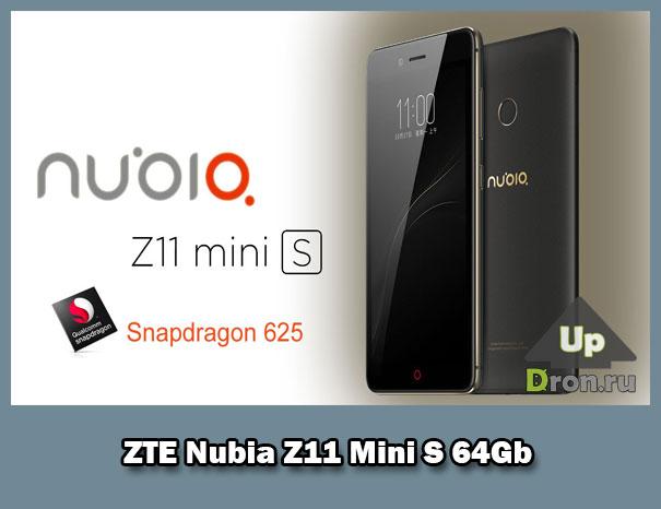 ZTE Nubia Z11 Mini S 64Gb