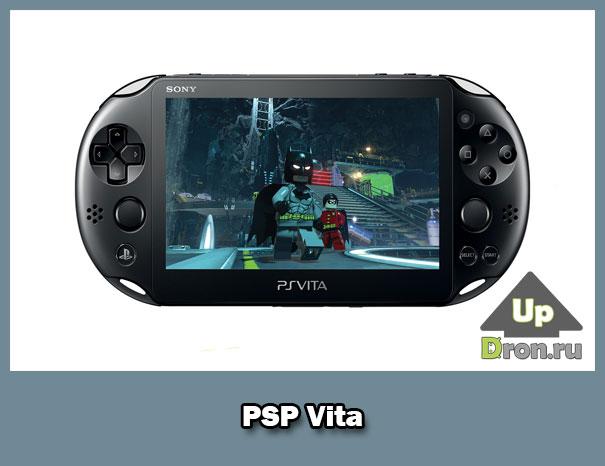 PSP Vita: обзор портативной игровой консоли нового поколения