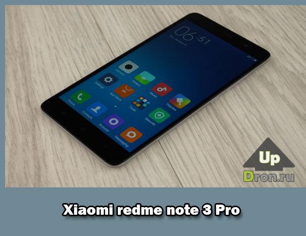 Xiaomi redme note 3 Pro