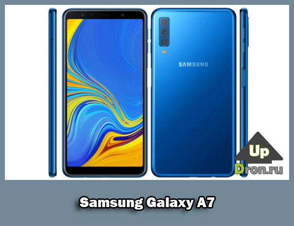 Samsung A7 середнячок