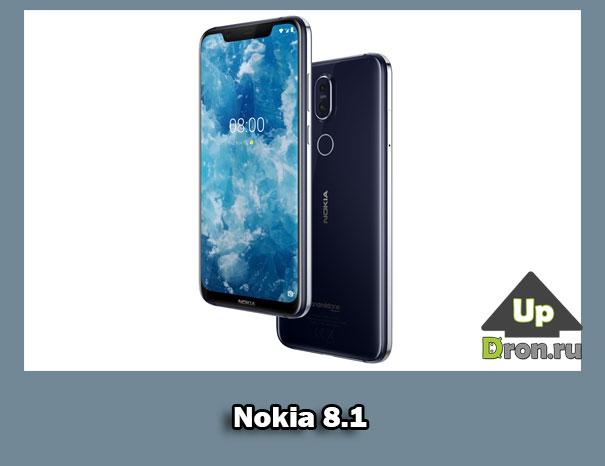 Обзор почти флагмана Nokia 8.1