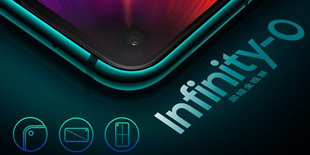 Infinity дисплей