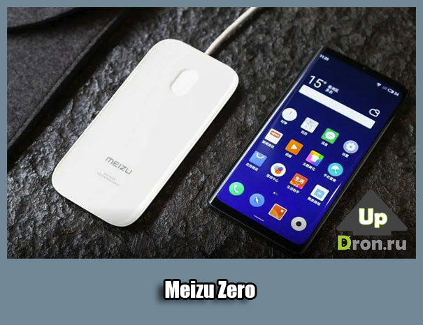 Смартфон будущего - Meizu Zero