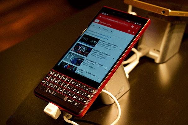 Новинка от Blackberry