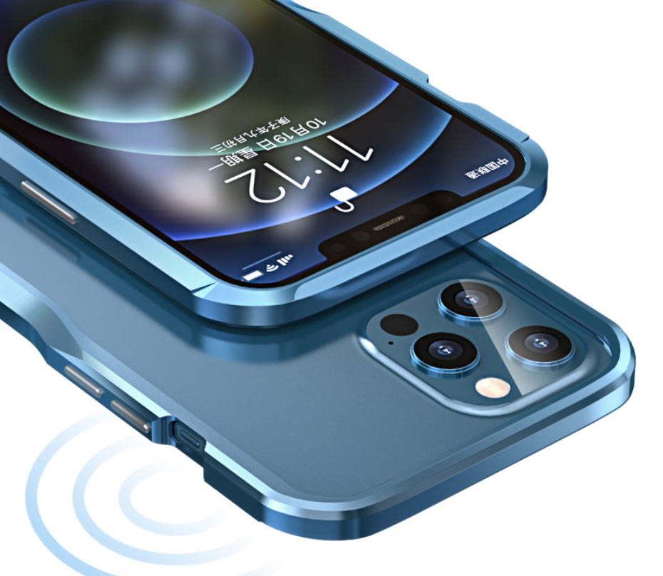 Бампер для iPhone 12